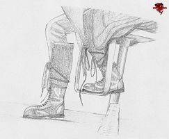 Bill's Boots by lionessgirl2007