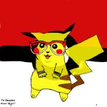 Pikachu by eatheater
