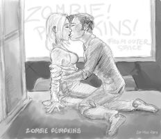 Fictive: Zombie Pumpkins by JesIdres