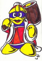 Great King Dedede by turbomun