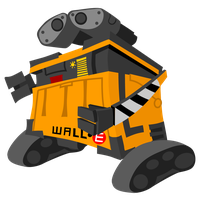 Wall-E Test by DigitalAlter