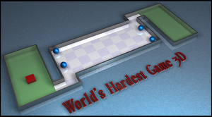 Worlds Hardest Game 3D - C4D by El-Torres