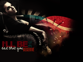 Bill Kaulitz Wallpaper 9 by ihaveareallycoolname