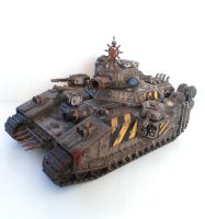 Iron Warriors Hellhammer by Noveros