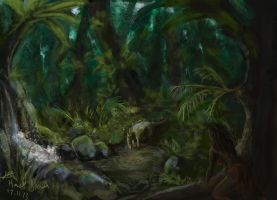 Rainforest Rework by HazelTheHobbit