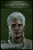 Male Elf 01 by Neyjour