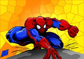 Spiderman by Jey2K