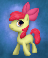 Apple Bloom by Ariah101