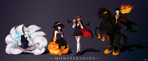 MONSTERLoids by IceValaxy