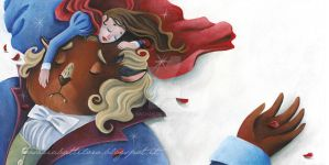 Beauty and the Beast by Nachan