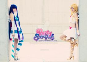 Panty and Stocking........ by lamuchan