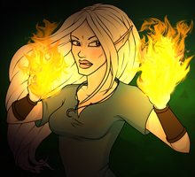 Burning Hands by TaylorBrooke123