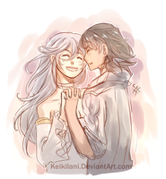 Zael and Calista by Keikilani