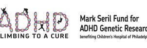 Mark Seril Fund logo by doubleoseven