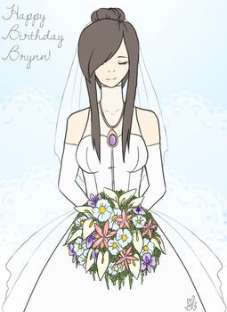 Nice day for a wedding by SolarKairi