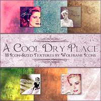 A Cool Dry Place Icon Textures by jordannamorgan