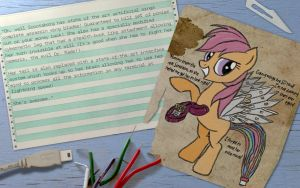 Scootaborg by JustMoth