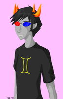 Wow It's A Picture Of Sollux by rydiahighwind
