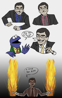 really pointless John Oliver sketchdump by NEOmi-triX