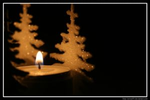 The Light of Christmas by Arwen91
