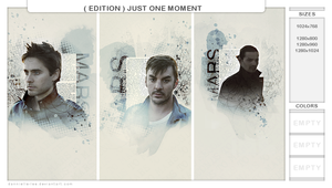 EDITION - just one moment by dannielle-lee