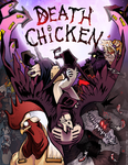 A Death Chicken Cover by bezzalair