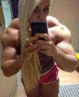 New Muscle Girl Generation 39 by DarkSoniti