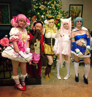 A Very Madoka Christmas! by NinkieNugs