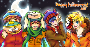 Happy Halloween 2k11 by kkapril