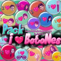 I_LOVE_BotOnes_pack by juststyleJByKUDAI