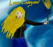 Luna Lovegood by prussia-the-awehsome