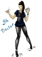 DW Fashion: The 9th Doctor #1 by Miss-Alex-Aphey