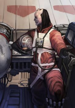 Star Wars- Pilot by UdonCrew