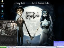 Corpse Bride wallpaper by Magus-82