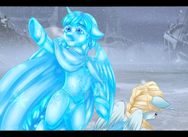 .My Frozen Pony: An act of true love. by Kikuri-Tan