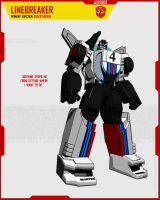AUTOBOT LINEBREAKER by F-for-feasant-design