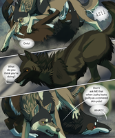 The Night Raiders pg 40 by DoubletheU