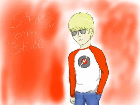 Dave Strider by Senior-Dragon