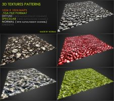 Free textures pack 40 by Nobiax