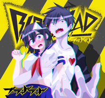 Blood Lad (This is mine) by izzym19