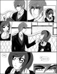 Ville and Ami Page 1 by NikkieHale