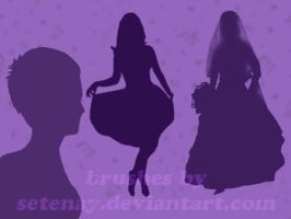 photoshop_brushes_6_silhouette by setenay
