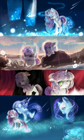 MLP comic: the song i dedicate to you by AquaGalaxy