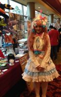 Ichibancon Artist Alley and My Cosplay 2014 by PakajunaTufty
