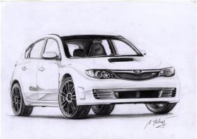 Subaru Impreza by Mipo-Design