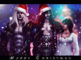Merry Christmas 2015 !! by Pokie-Punk