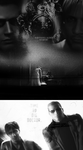Wesker and Birkin Tumblr Work #1 by AlbertXExcellaLover