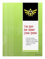The Best and Worst Zelda Bosses by TheMeadiator
