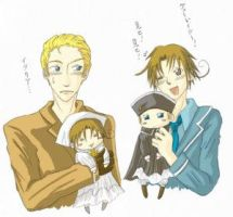 Hetalia - Dolls by Germany-x-Italy-Fans