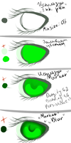 Little eye tutorial by Schasti